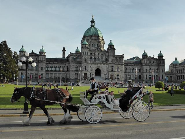 Pourquoi inclure Victoria lors de vos vacances au Canada