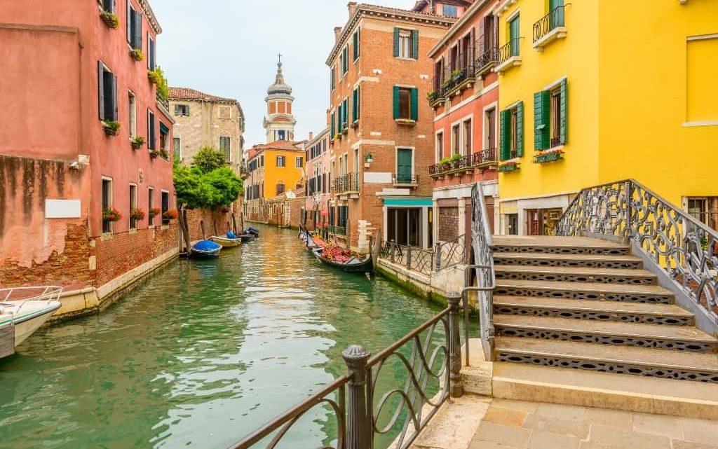 Un week-end parfait à Venise: exemple d'itinéraire