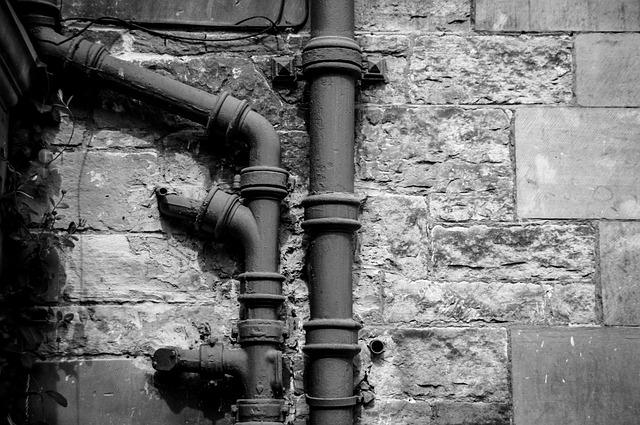 Canalisation encastrée : comment détecter une fuite ?